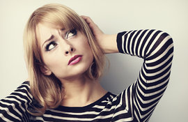 The 4 signs of a sensitive scalp
