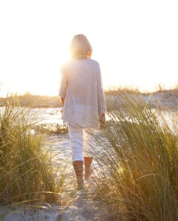 גיל המעבר: נקודת מפנה שדורשת טיפוח עצמי, שקט ושלווה